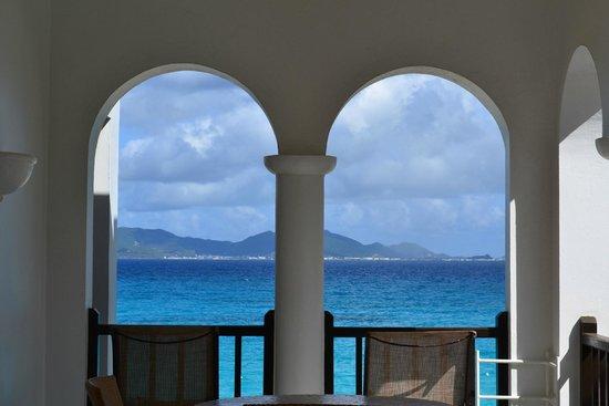 Belmond Cap Juluca: View from the room.
