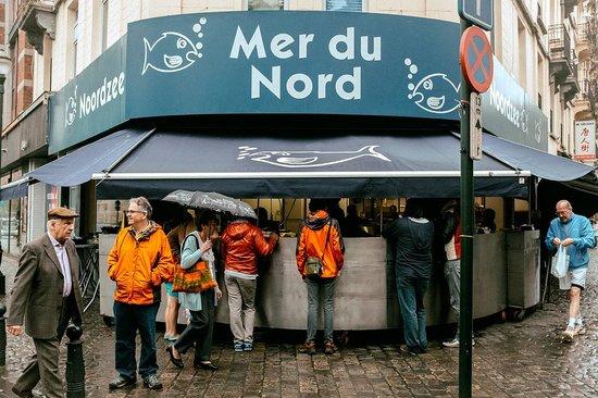 Noordzee Mer du Nord : Mer du Nord