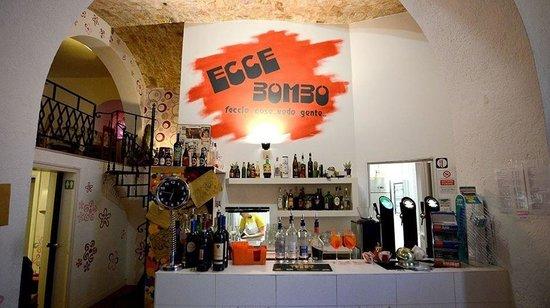 Ecce Bombo Burger
