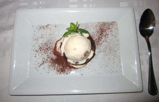 Restaurant Le Pitaya : Chocolate Souffle