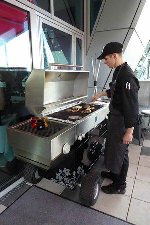 Kameha Grand: Barbecue im Next Level