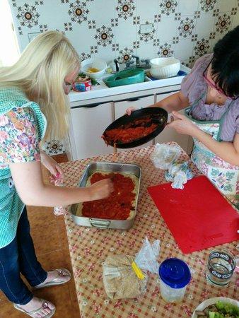 goSicily:Cook, eat, explore...: Sfinicione alla palermitana