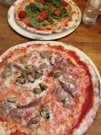 Pizzeria Da Sergio: Fast wie in Italien ..