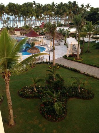 Luxury Bahia Principe Bouganville Don Pablo Collection : View from the Room