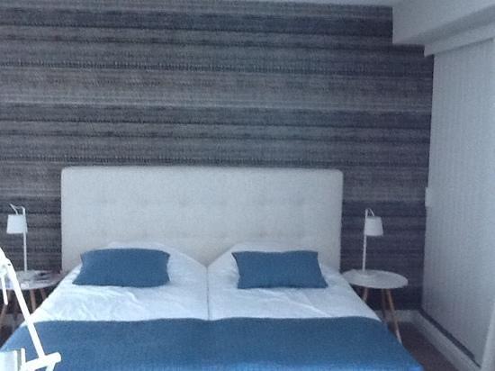 Moderne kamer picture of hotel molenbos de cocksdorp tripadvisor