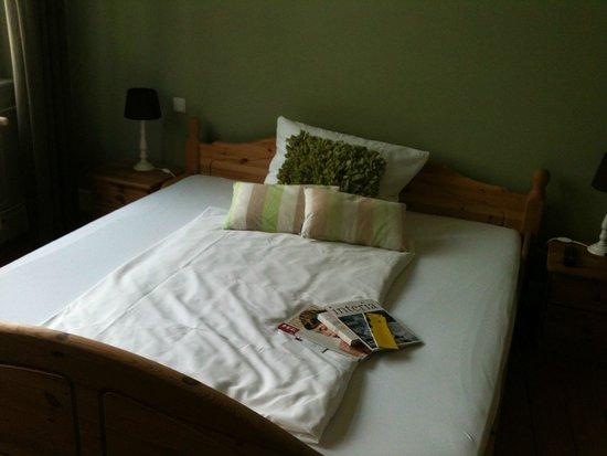 Hotel Auerstein Heidelberg: Bett
