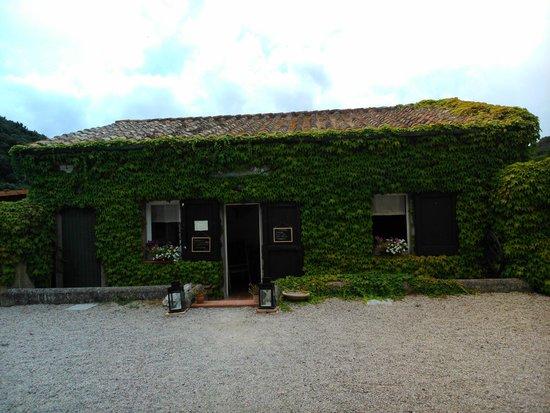 Il Giardino degli Aranci: ingresso