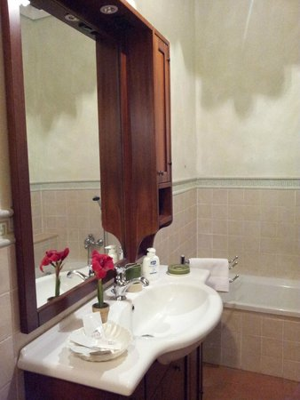 B&B Rossellino City View : Bagno