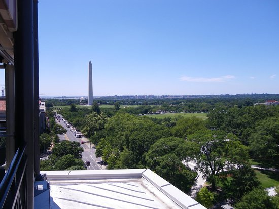 W Washington DC : Lovely view