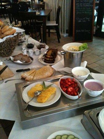 Hotel Auerstein Heidelberg: Frühstück/Breakfast