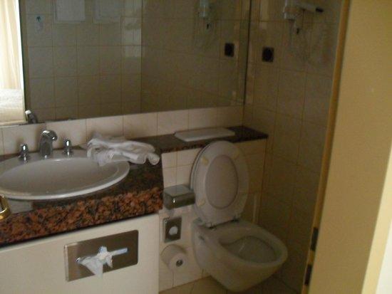 Novum Hotel Madison Dusseldorf Hauptbahnhof : Toilette