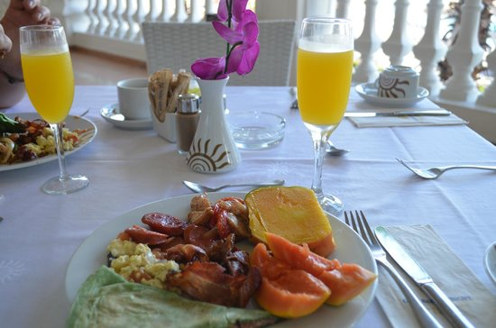 Grand Bahia Principe Jamaica : Breakfast!