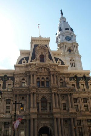 City Hall: vista lateral
