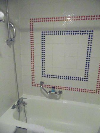 Disney's Newport Bay Club : salle de bain