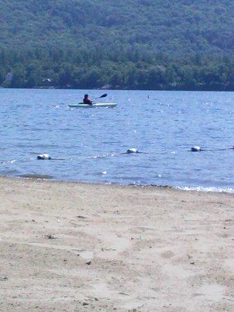 Scotty's Lakeside Resort: Kayaking
