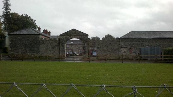 Castlehamilton Estate Cottages: Das Anwesen