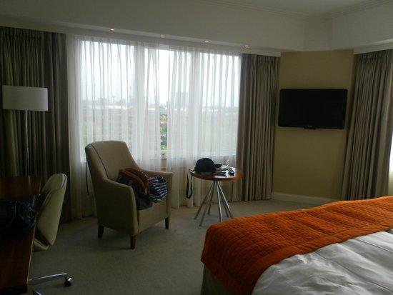 Hotel Okura Amsterdam: Habitacion