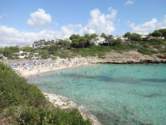 Blau Punta Reina Resort: plage