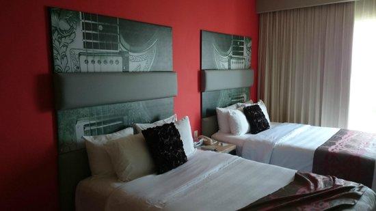 Hard Rock Hotel Vallarta: habitacion deluxe