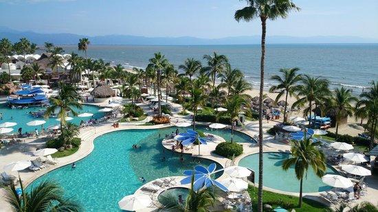 Hard Rock Hotel Vallarta : Vista desde hab 5046