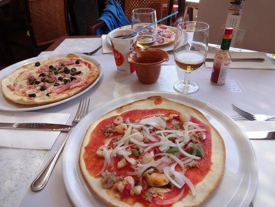 Blau Punta Reina Resort: restaurant italien