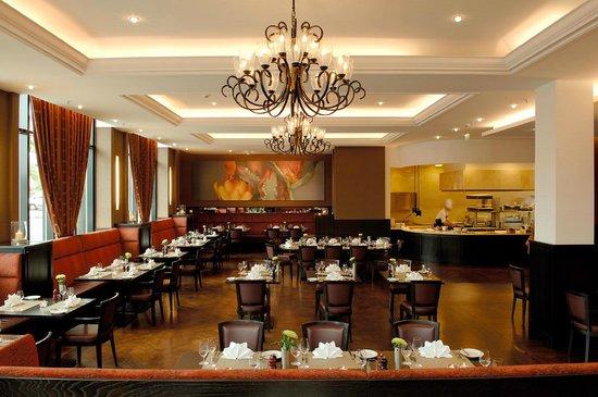 Ameron parkhotel euskirchen restaurant cantinetta foto for Euskirchen design hotel