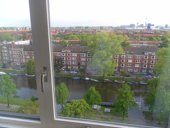Hotel Okura Amsterdam: Vista desde la habitacion