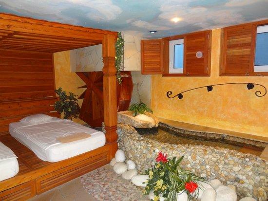 Villa Medici Hotel: wellness - resting area
