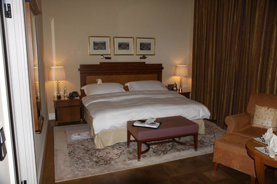 Mandarin Oriental, München: Bedroom