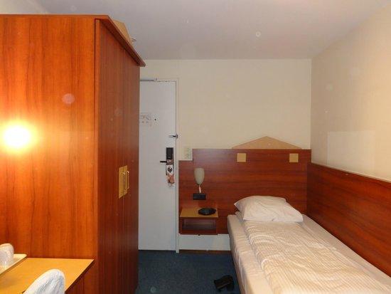 Hampshire Hotel - Beethoven Amsterdam : Cama