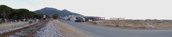 Camping de la Plage : plage à 30m