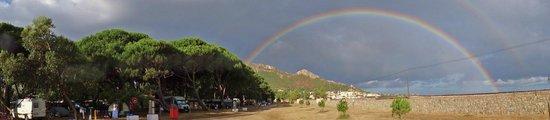 Camping de la Plage : rainbow