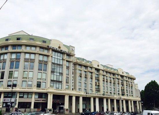Courtyard Tbilisi : Hotel