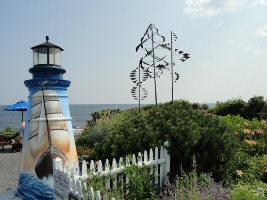 The Lobster Shack at Two Lights : Views