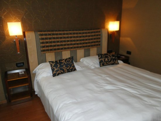 BEST WESTERN Hotel Madison : cama