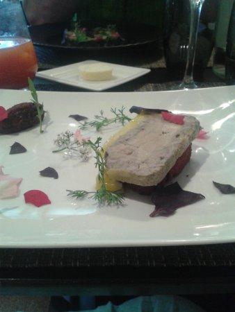 Le Boudoir: Foie gras