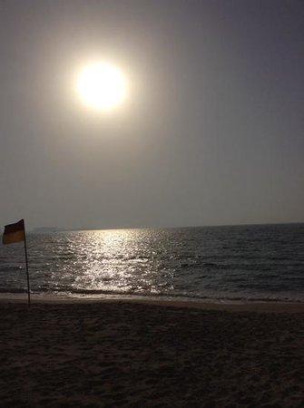 Jumeirah Dar Al Masyaf at Madinat Jumeirah : afternoon sun