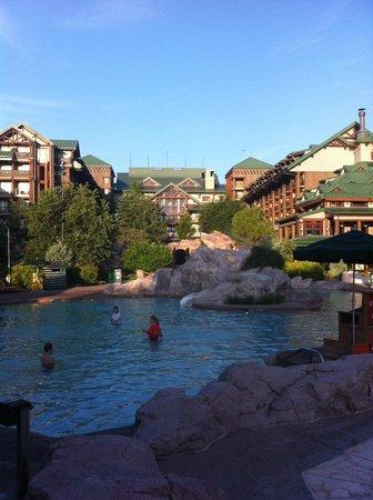 Disney's Wilderness Lodge: pool