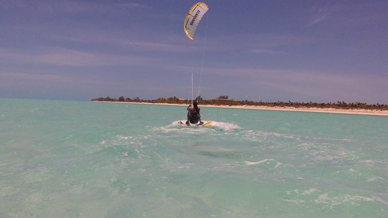 Kiteboarding with KiteProvo