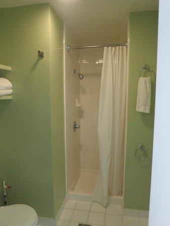Hotel Stratford : Chuveiro com pouca àgua