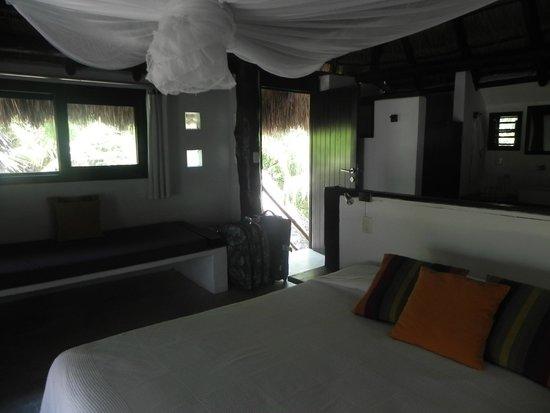 Playa Selva: Ingreso habitación