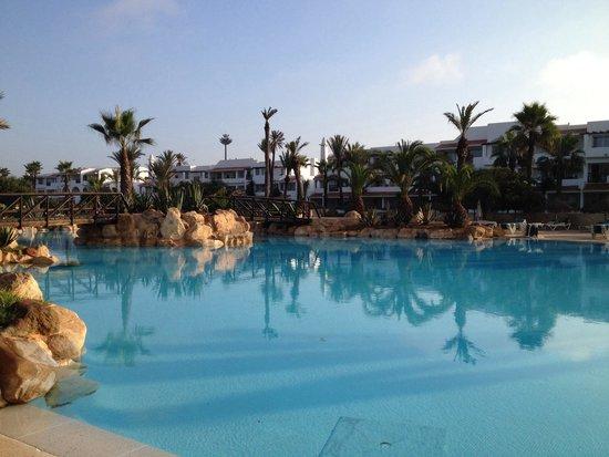 ClubHotel Riu Tikida Dunas : Belle piscine