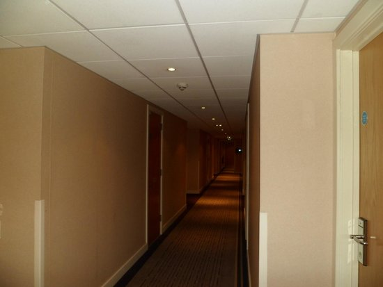 Premier Inn Manchester Airport (M56/J6) Runger Lane South: corridoor
