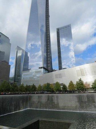 National September 11 Memorial und Museum: 1 WTC