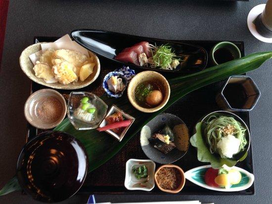 Kyoto Hotel Okura: Irifiune, o melhor restaurante do hotel