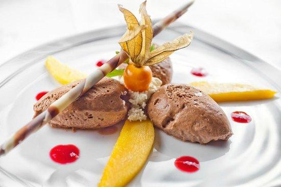 Hotel Hohe Promenade: Delikatessen aus unsere Küche