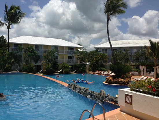 Excellence Punta Cana : Cascade Pool