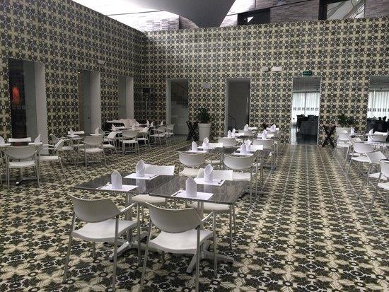 NM Lima Hotel: Comedor !
