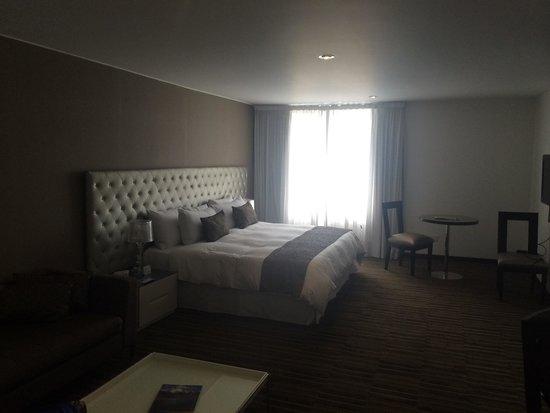 NM Lima Hotel: Suite !