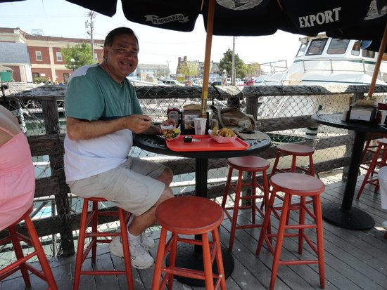"""Portland Lobster Co: Happy as a """"Fried"""" Clam..."""
